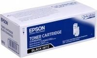 EPSON originální toner S050672, black, 700str., EPSON Aculaser C1700, C1750, CX17 serie