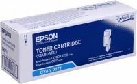 EPSON originální toner S050671, cyan, 700str., EPSON Aculaser C1700, C1750, CX17 series