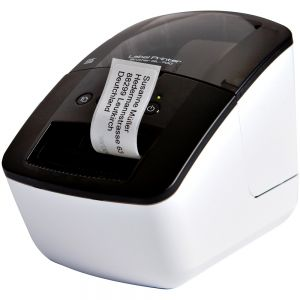 BROTHER QL-700 Tiskárna samolepicích štítků USB automatické nůžky