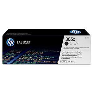 HP originální toner CE410X ( 305X ) black černý 4000str., HP Color LaserJet Pro M375NW