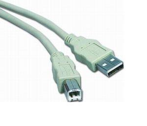 PREMIUMCORD Kabel USB 2.0, A-B, 0,5m