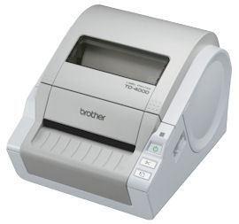 BROTHER Tiskárna samolepicích štítků TD-4000