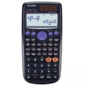 Kalkulačka CASIO FX 85 ES Plus, černá, školní, desetimístná