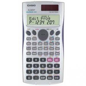 Kalkulačka CASIO FX 3650 P, bílá, programovatelná, dvanáctimístná