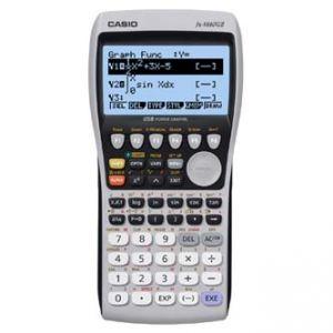 Kalkulačka CASIO FX 9860 GII, černo-stříbrná, grafická s 8-mi řádkovým displejem