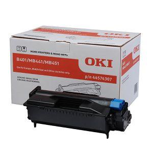 OKI originální válec 44574307 black 25000str. OKI B401