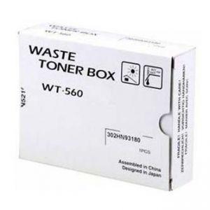 KYOCERA originální odpadní nádobka WT-560 15000str., KYOCERA FS-C 5100DN/C, 5200DN/C, 5300