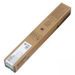SHARP originální toner MX-51GTCA, cyan, 18000str., SHARP MX-4112Nx, 5112Nx