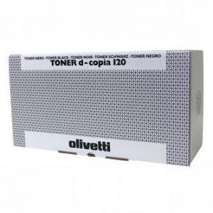 OLIVETTI originální toner B0439, black, 3500str., OLIVETTI D-Copia 120, 150