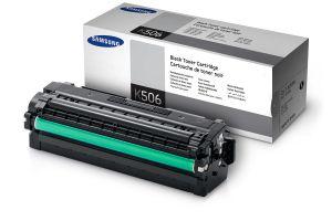SAMSUNG originální toner CLT-K506L, black, 6000str., high capacity, SAMSUNG CLP-680, 680ND