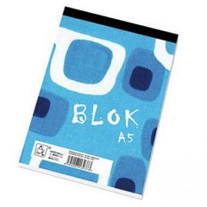 Blok čistý A5 50listů poznámkový