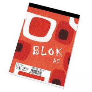 Blok linkovaný, A5, 50listů, poznámkový