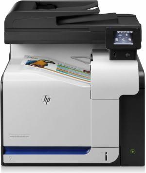 Laserová multifunkční tiskárna HP LJ Pro 500 Color MFP M570dw A4 barevná 30ppm USB WLAN