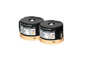 EPSON originální toner C13S050711 black 2x2500str. return, EPSON AcuLaser M200, MX200