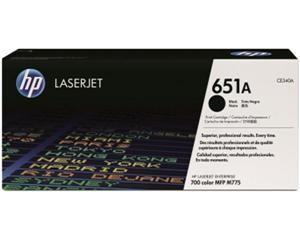 HP originální toner CE340A, black, 13500str., HP LaserJet Enterprise 700 color MFP M775dn,