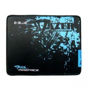 Podložka pod myš, Mazer Marface S, herní, černo-modrá, 28x22,5cm, E-BLUE