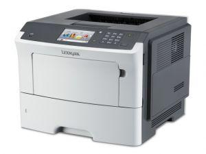 LEXMARK MS610de A4 1200x1200 dpi 47ppm duplex LAN