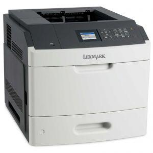 LEXMARK MS810dn Laserová tiskárna A4 1200x1200 dpi 52ppm duplex LAN