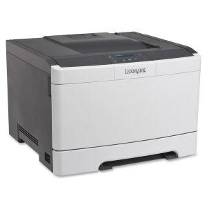 LEXMARK CS310N Laserová tiskárna A4 barevná 23/23ppm USB LAN 1200x1200 dpi