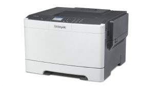 LEXMARK CS410DN Laserová tiskárna A4 barevná 30/30 ppm LAN USB duplex 1200x1200 dpi