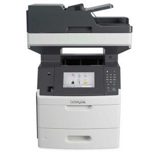 LEXMARK MX710dhe Multifunkční tiskárna A4 černobílá 1200x1200dpi 60ppm duplex LAN