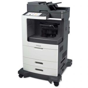 LEXMARK MX810dfe Multifunkční tiskárna A4 černobílá 1200x1200dpi 52ppm duplex LAN