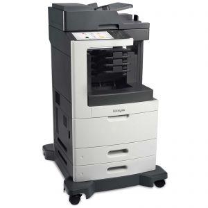 LEXMARK MX810dme Multifunkční tiskárna A4 černobílá 1200x1200dpi 52ppm duplex LAN