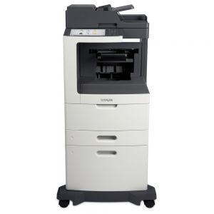 LEXMARK MX810dxme Multifunkční tiskárna A4 černobílá 1200x1200dpi 52ppm duplex LAN