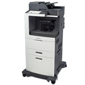 LEXMARK MX812dxfe Multifunkční tiskárna A4 černobílá 1200x1200dpi 66ppm duplex LAN