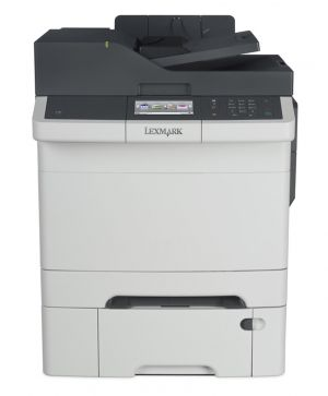 LEXMARK CX410dte Laserová multifunkční tiskárna A4 barevná 1200x1200dpi 30ppm duplex LAN