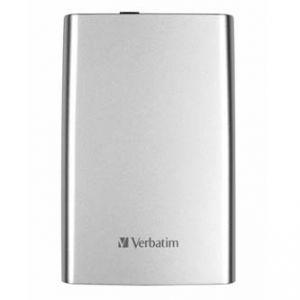 """VERBATIM externí pevný disk, Store,n,Go, 2.5"""", USB 3.0, 1TB, 53071, stříbrný"""