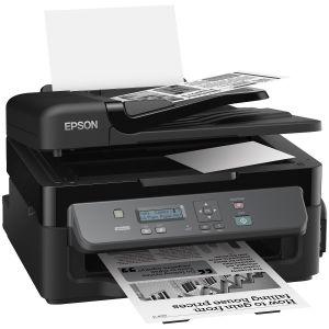 EPSON WorkForce M200 Multifunkce A4 ITS rozlišení tisku 1440x720 dpi , černobílá inkoust