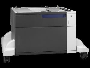 HP 1x500 sheet feeder with cabinet and stand - podavač se stojanem pro LaserJet M775