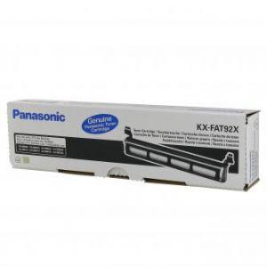 PANASONIC originální toner KX-FAT92E, black, 2000str., PANASONIC KX-MB771G, KX-MB773, KX-M