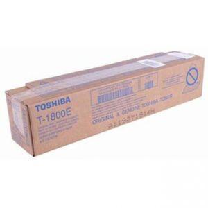 TOSHIBA originální toner T-1800E black 5000str. 6AJ00000085, TOSHIBA e-studio 18