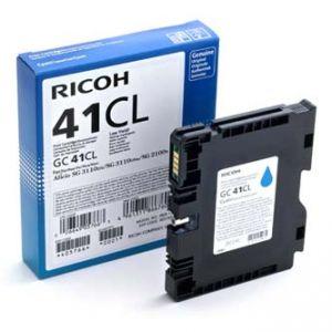 Gelová cartridge RICOH GC41C cyan, 600str., pro AFICIO SG 2100N