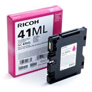 Gelová cartridge RICOH GC41M magenta, 600str., pro AFICIO SG 2100N