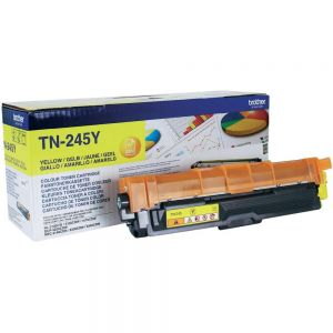 BROTHER TN-245Y originální toner Yellow/Žlutý 2200str. BROTHER HL-3140CW, 3170CW,...