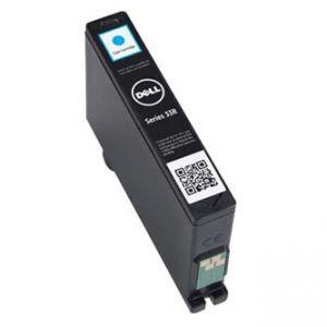 DELL originální ink 592-11813, 55K2V, cyan, 700str., extra high capacity, DELL V525W, V725