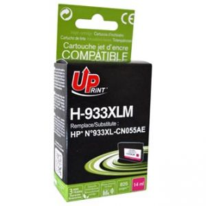 UPRINT kompatibilní ink s CN055AE, HP 933XL, magenta, 825str., 14ml, H-933XL-C, pro HP Off