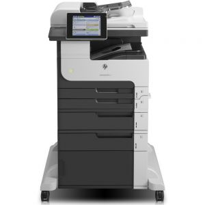 Velkoobjemová laserová tiskárna HP LaserJet Enterprise 700 MFP M725f A3 černobílá 41ppm