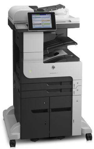 Velkoobjemová laserová multifunkce HP LaserJet Enterprise 700 MFP M725z A3 černobílá 41ppm