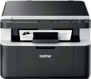 BROTHER DCP-1512E A4 GDI/ 2400x600 dpi/ LCD/ print/ copy/ scan/ USB laserová černobílá mul