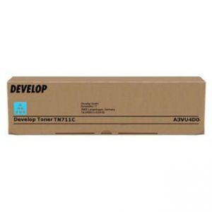DEVELOP originální toner A3VU4D0, cyan, 31500str., TN-711C, DEVELOP Ineo +654, +754