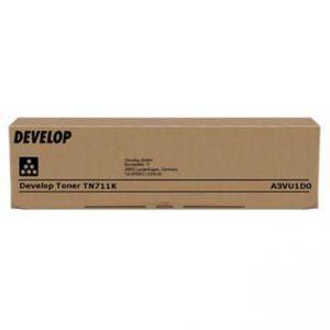 DEVELOP originální toner A3VU1D0, black, 47200str., TN-711K, DEVELOP Ineo +654, +754