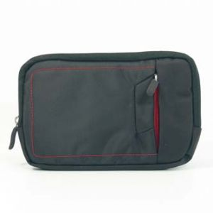 "Obal na tablet 8"", Sleeve, s držákem, černý, Nylon"
