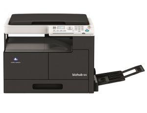 MINOLTA bizhub 185 Multifunkční laserová tiskárna A3 černobílá 18 ppm USB2.0 GDI