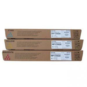 RICOH originální toner 841758, 842023, cyan, 22500str., 841686, RICOH Aficio MPC 5502, MPC