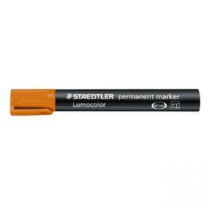 Popisovač 350, oranžový, otěruvzdorný, šíře stopy 2-5mm, 10 ks v balení