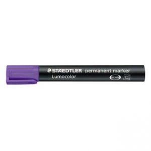Popisovač 350, fialový, otěruvzdorný, šíře stopy 2-5mm, 10 ks v balení